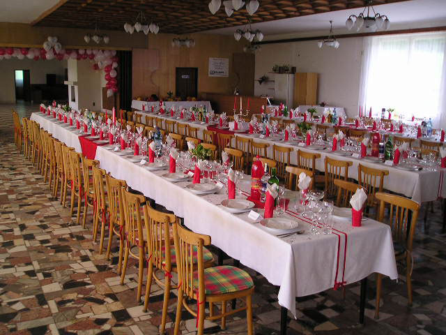 Svadobná miestnosť Duchonka