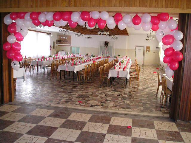 Svadobná miestnosť