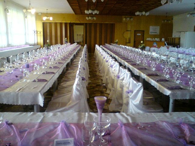 Svadobná sála Topoľčany