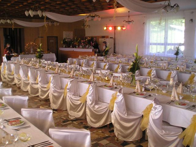 Svadobné priestory Duchonka